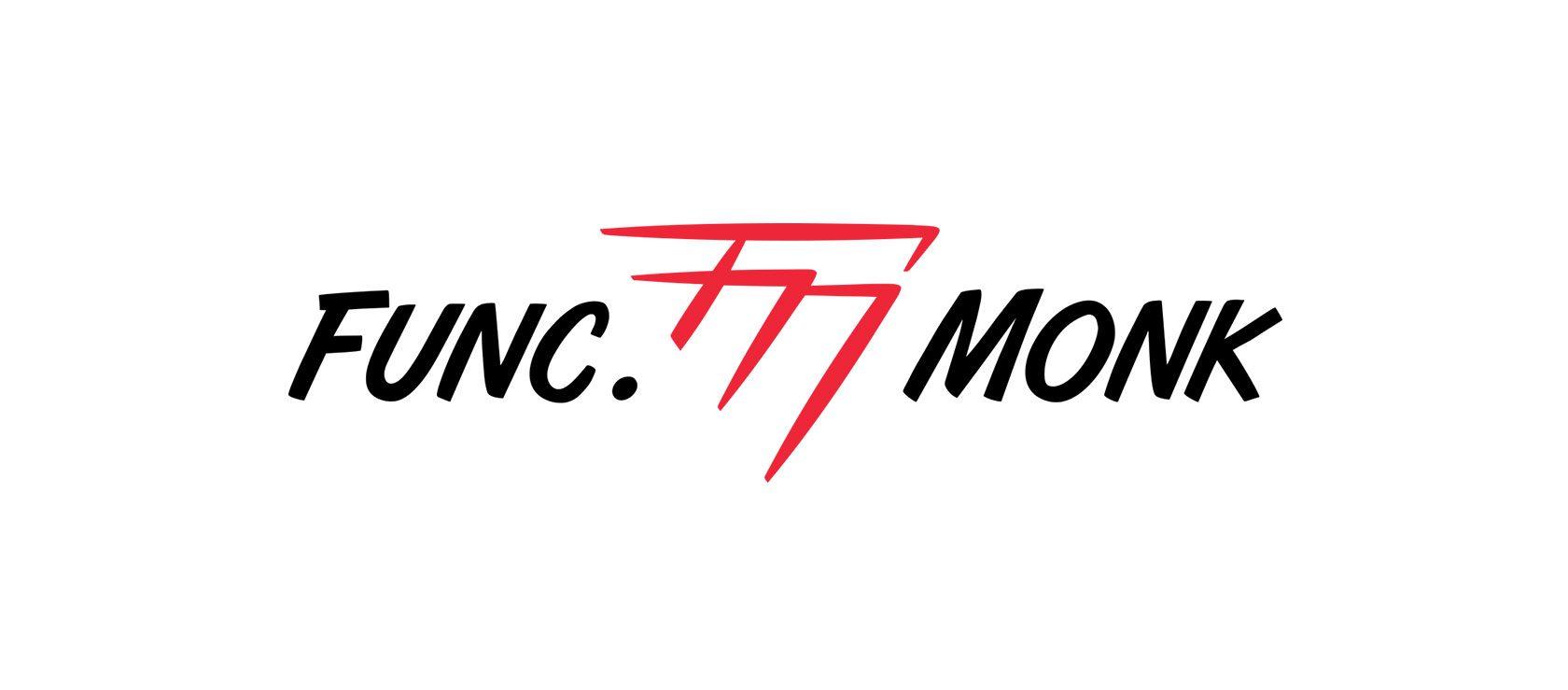 Func Monk Logo Identity Design by Furia