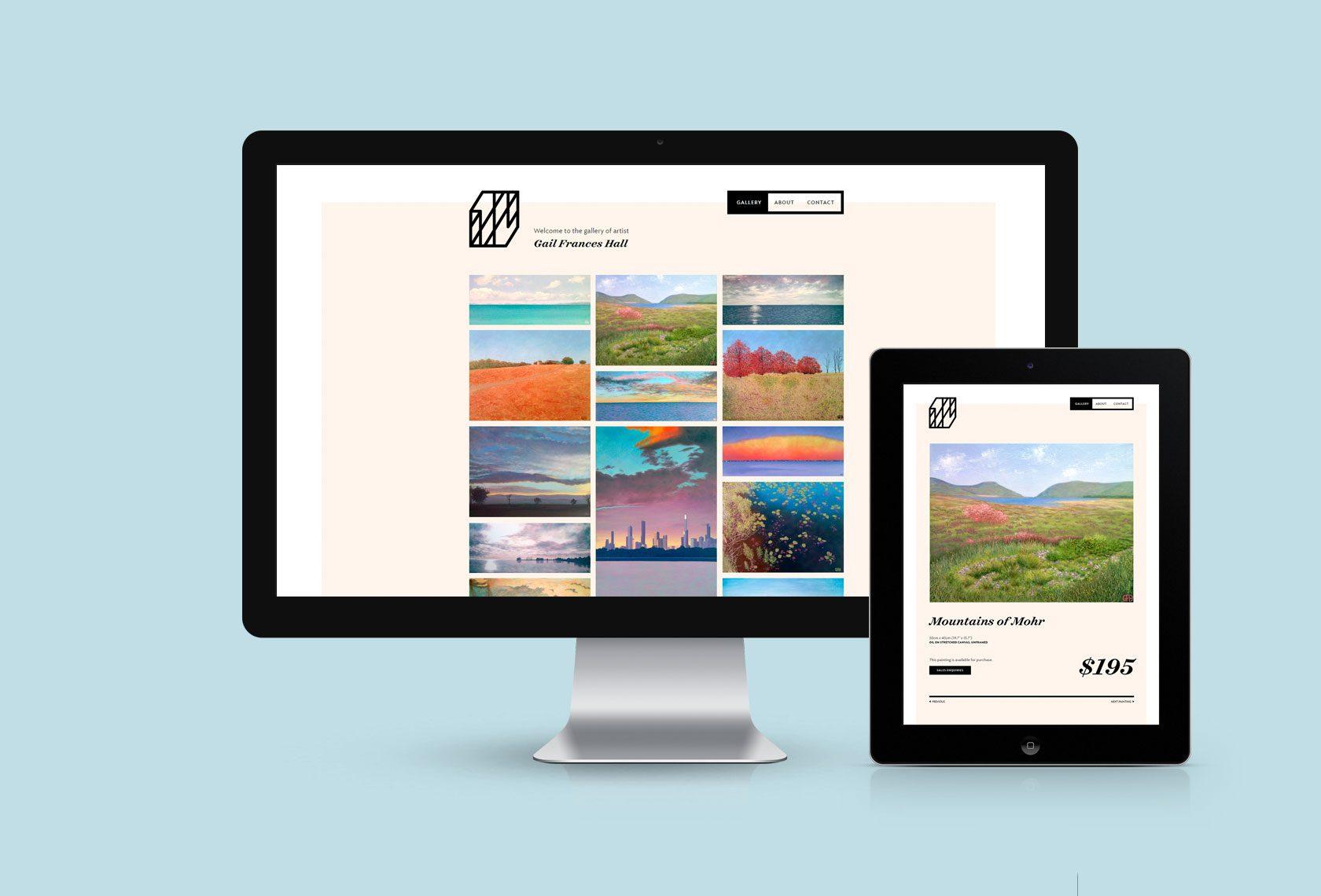 GFH Website Development by Furia