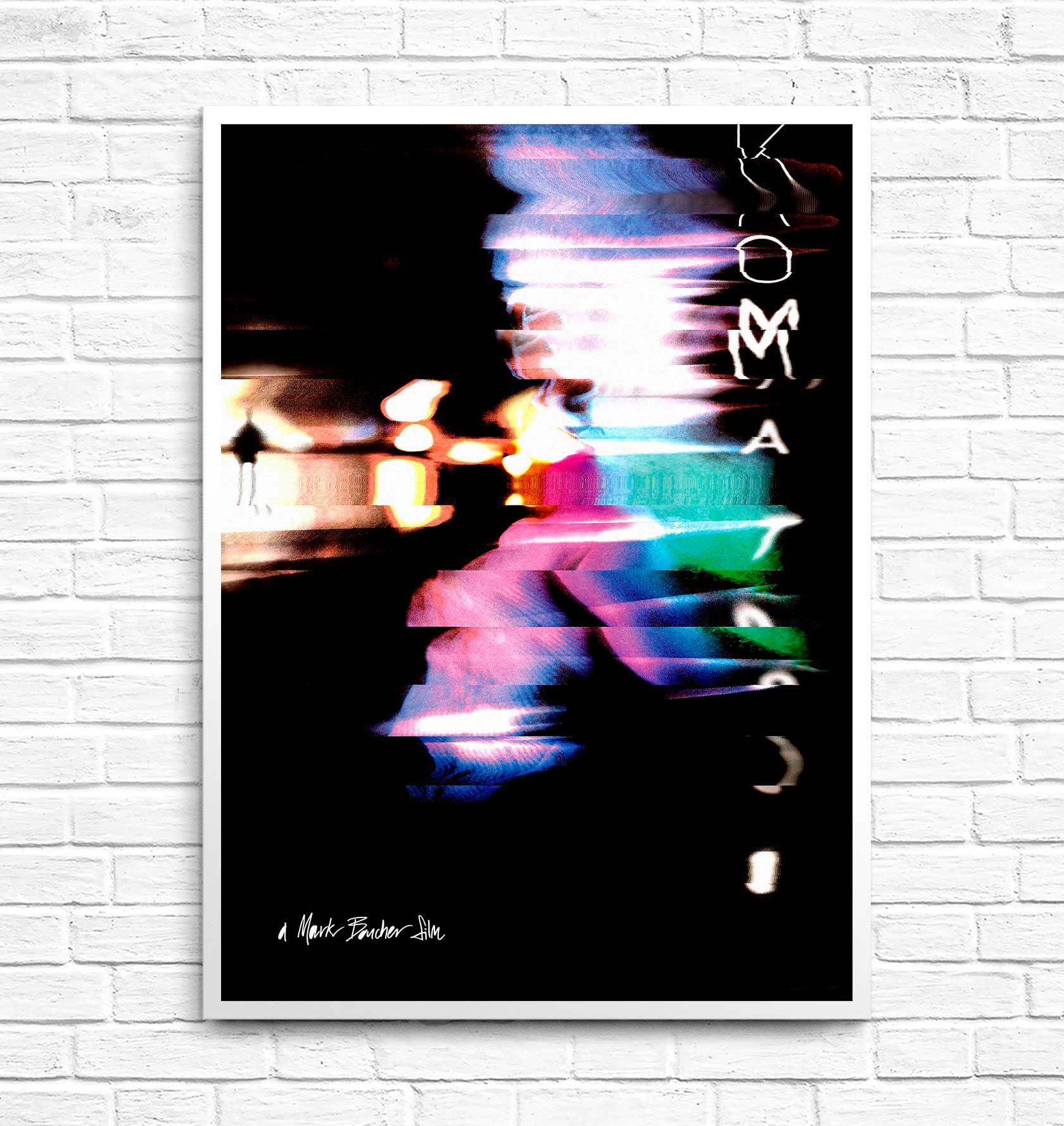 Komatose Film Poster by Furia