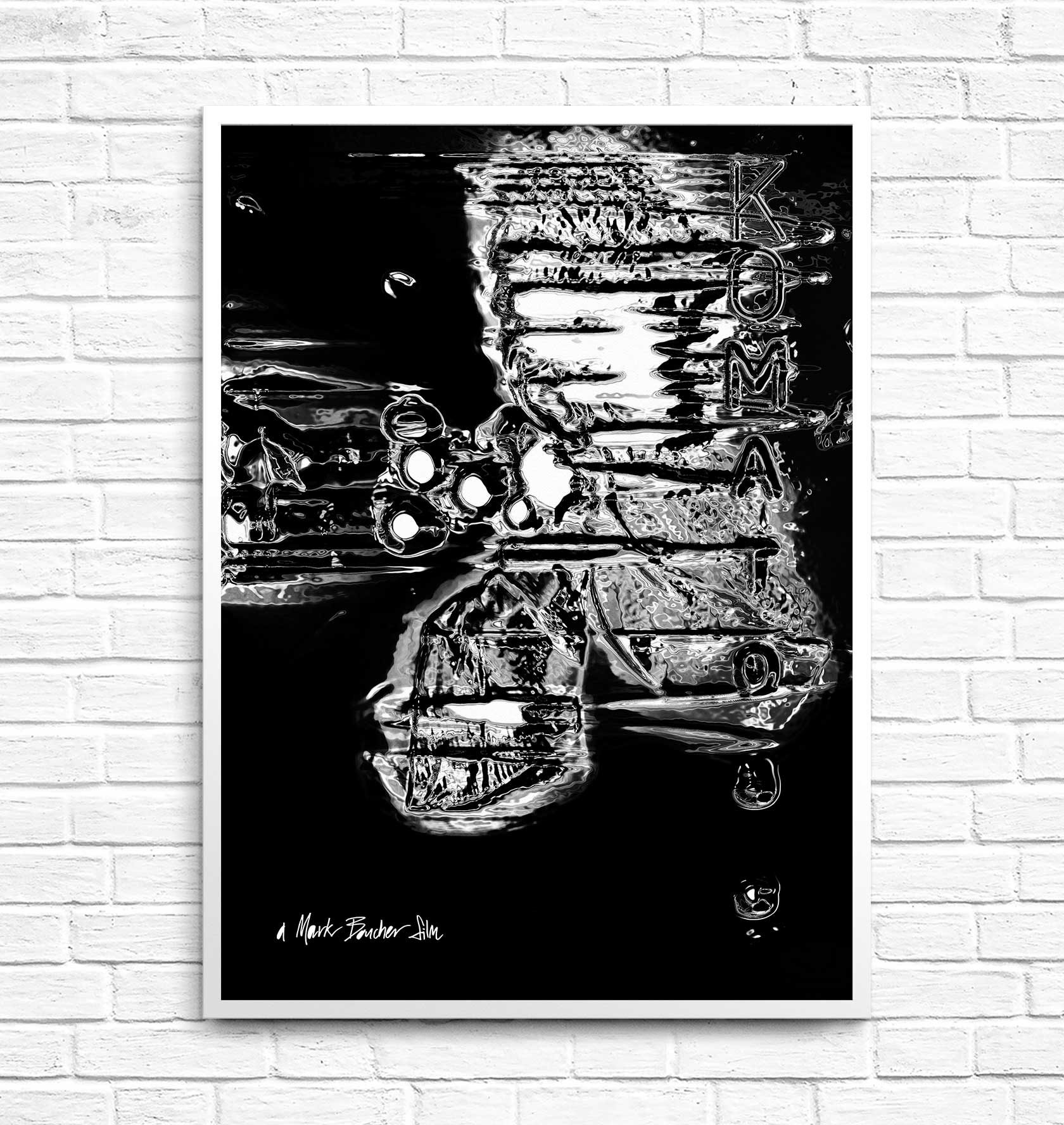 Komatose Film Poster 3 by Furia