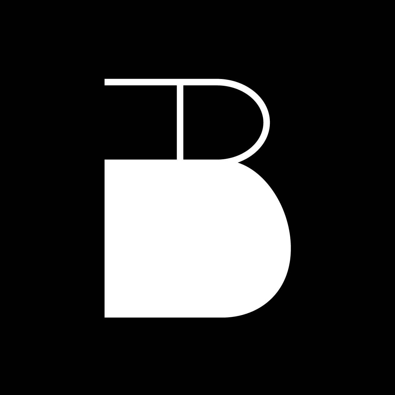 Letter B1 design by Furia