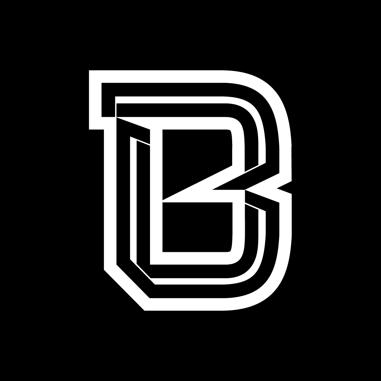 Letter B4 design by Furia