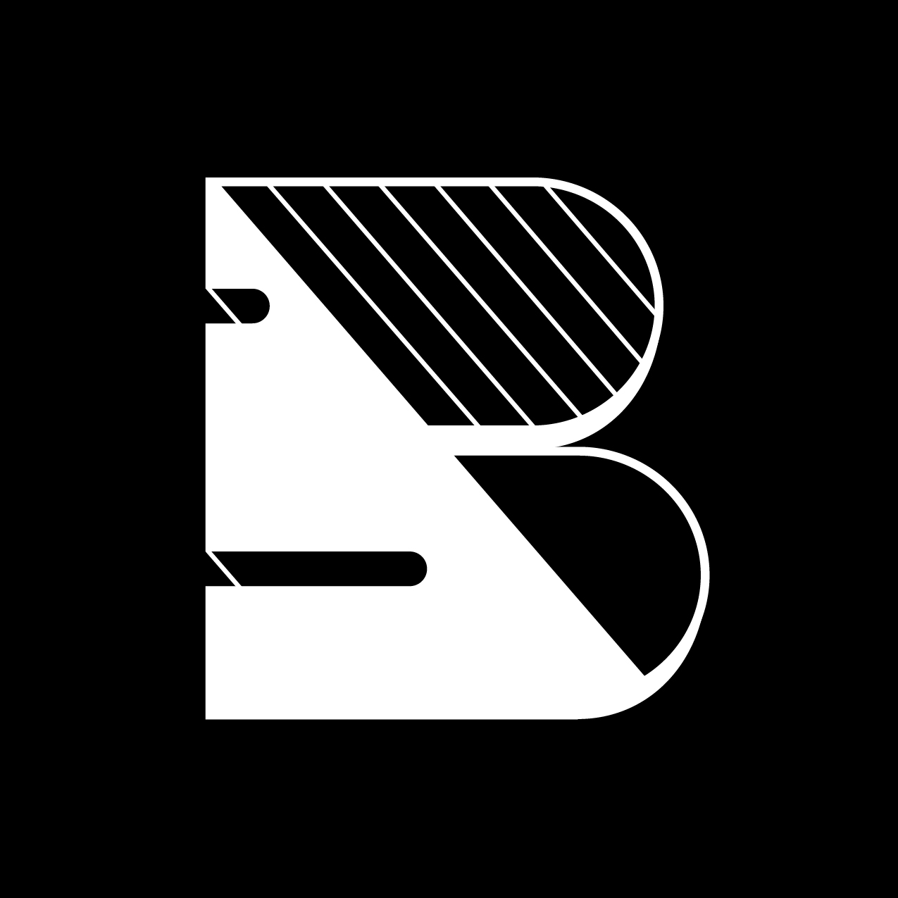 Letter B8 design by Furia