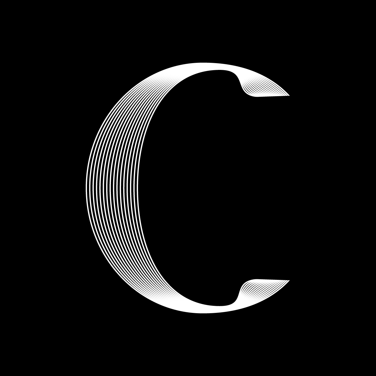Letter C1 design by Furia