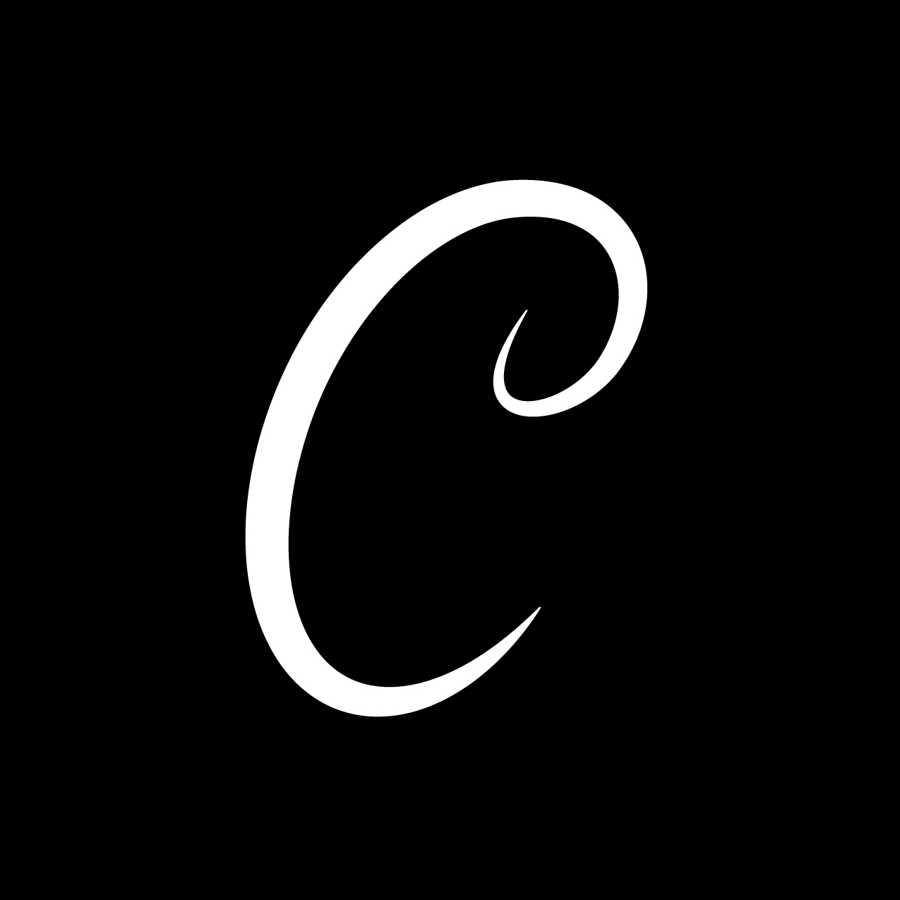 Letter C10 design by Furia