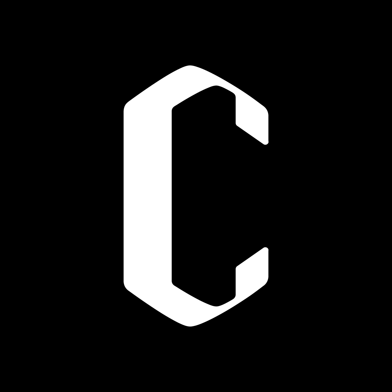 Letter C2 design by Furia