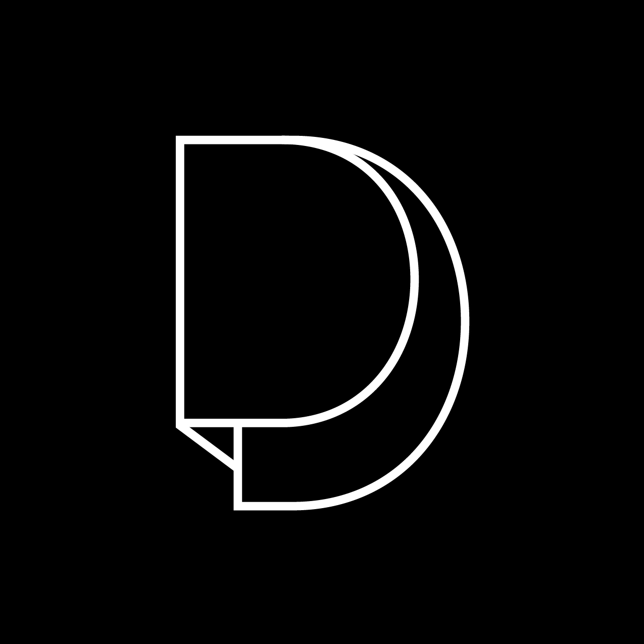 Letter D10 design by Furia