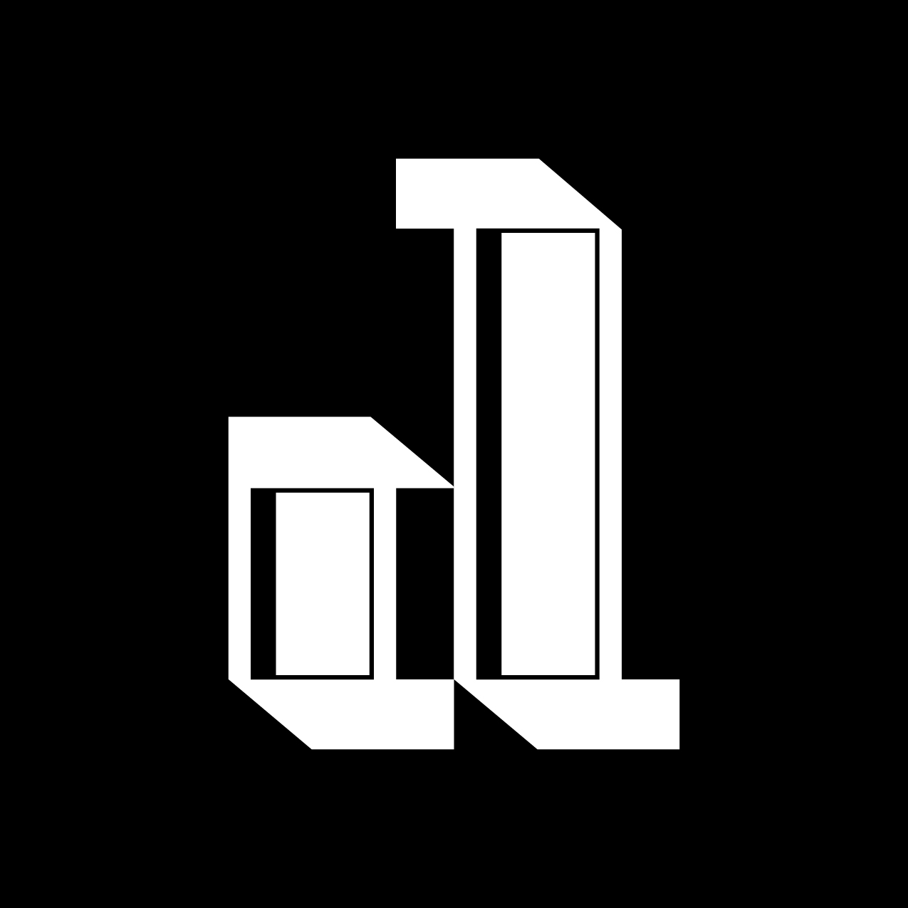 Letter D11 design by Furia