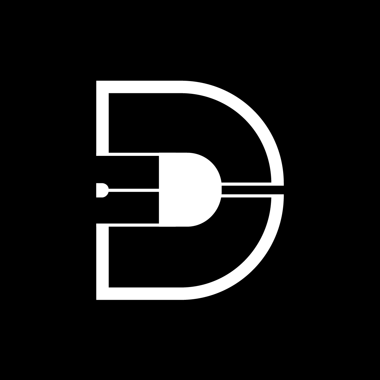 Letter D14 design by Furia