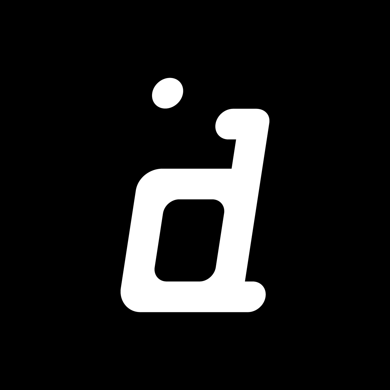 Letter D8 design by Furia