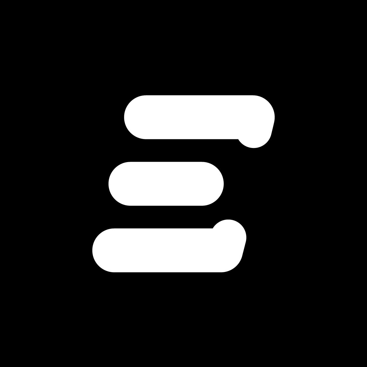 Letter E14 design by Furia