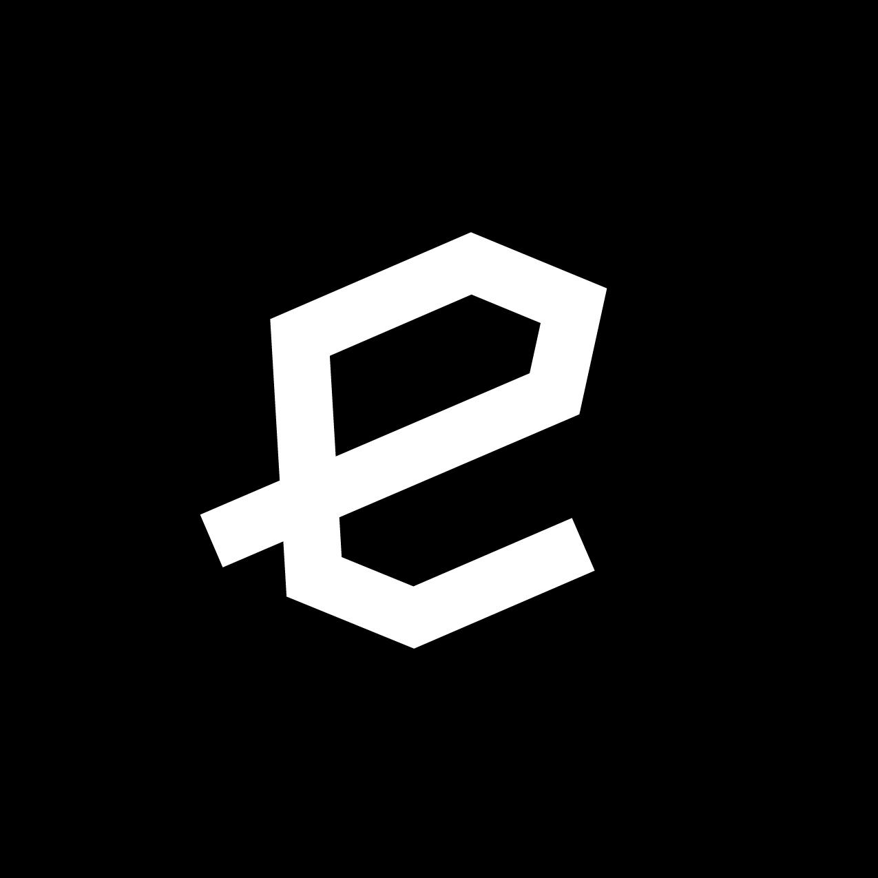 Letter E4 design by Furia