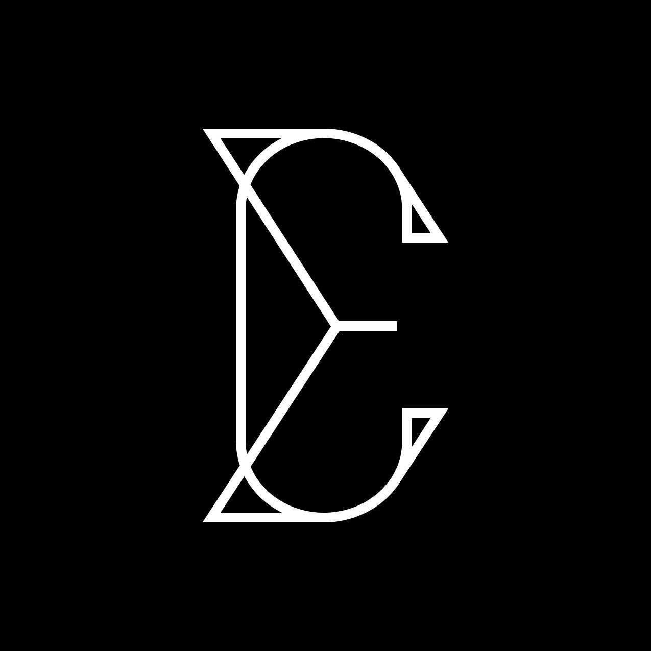 Letter E8 design by Furia