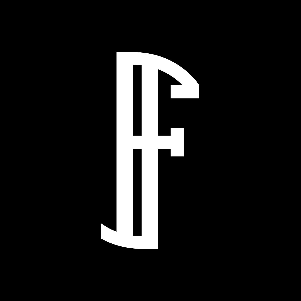 Letter F11 design by Furia
