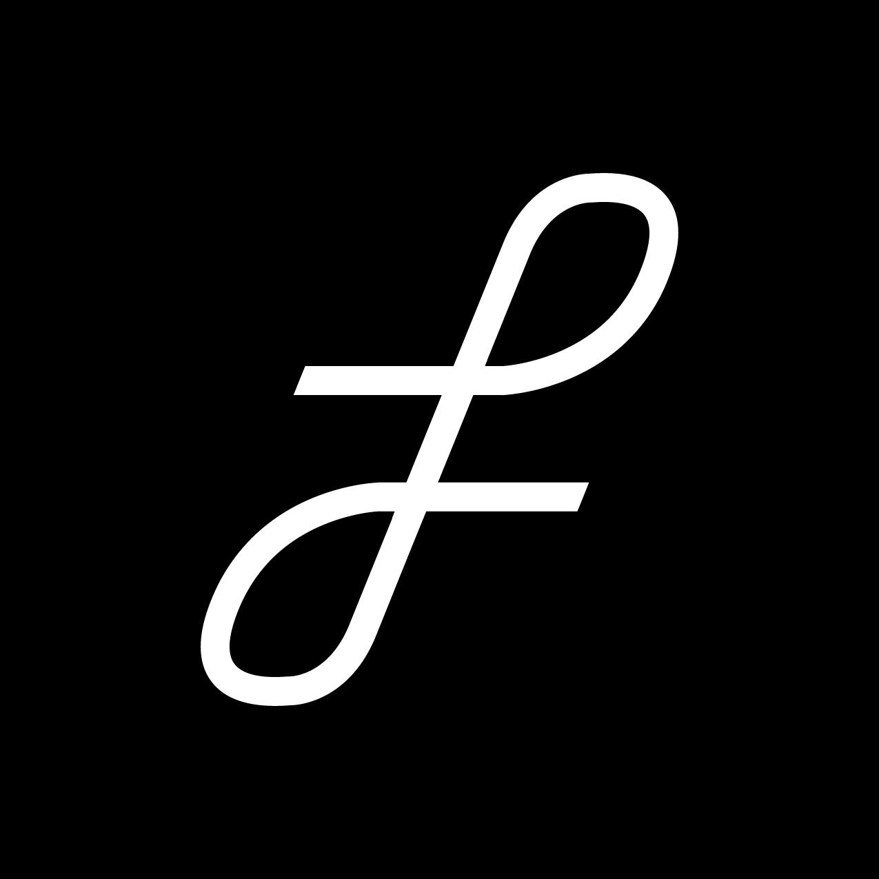 Letter F2 design by Furia
