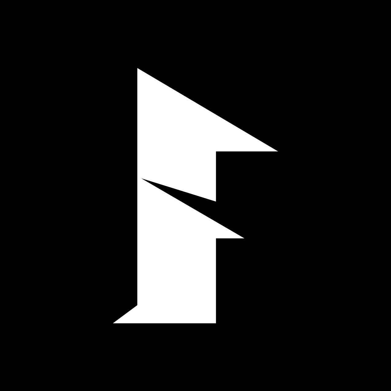 Letter F9 design by Furia