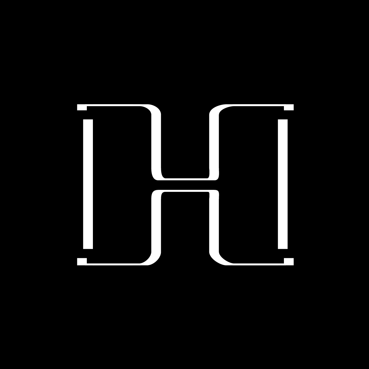 Letter H14 Design by Furia