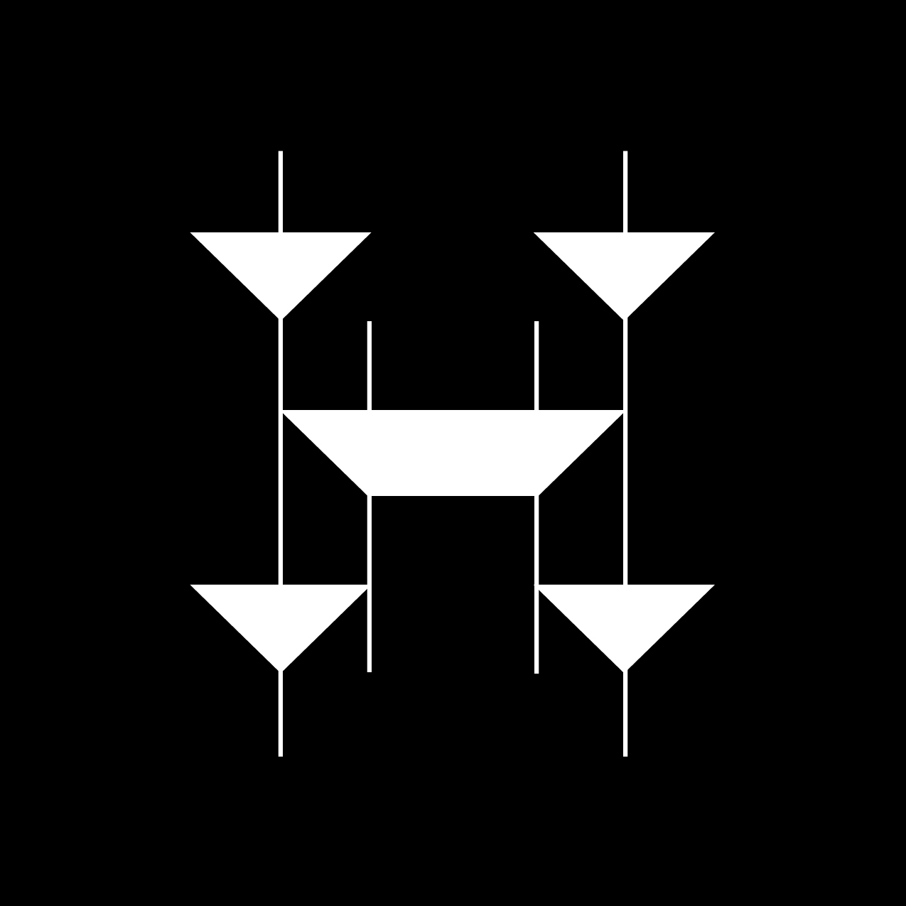 Letter H5 Design by Furia