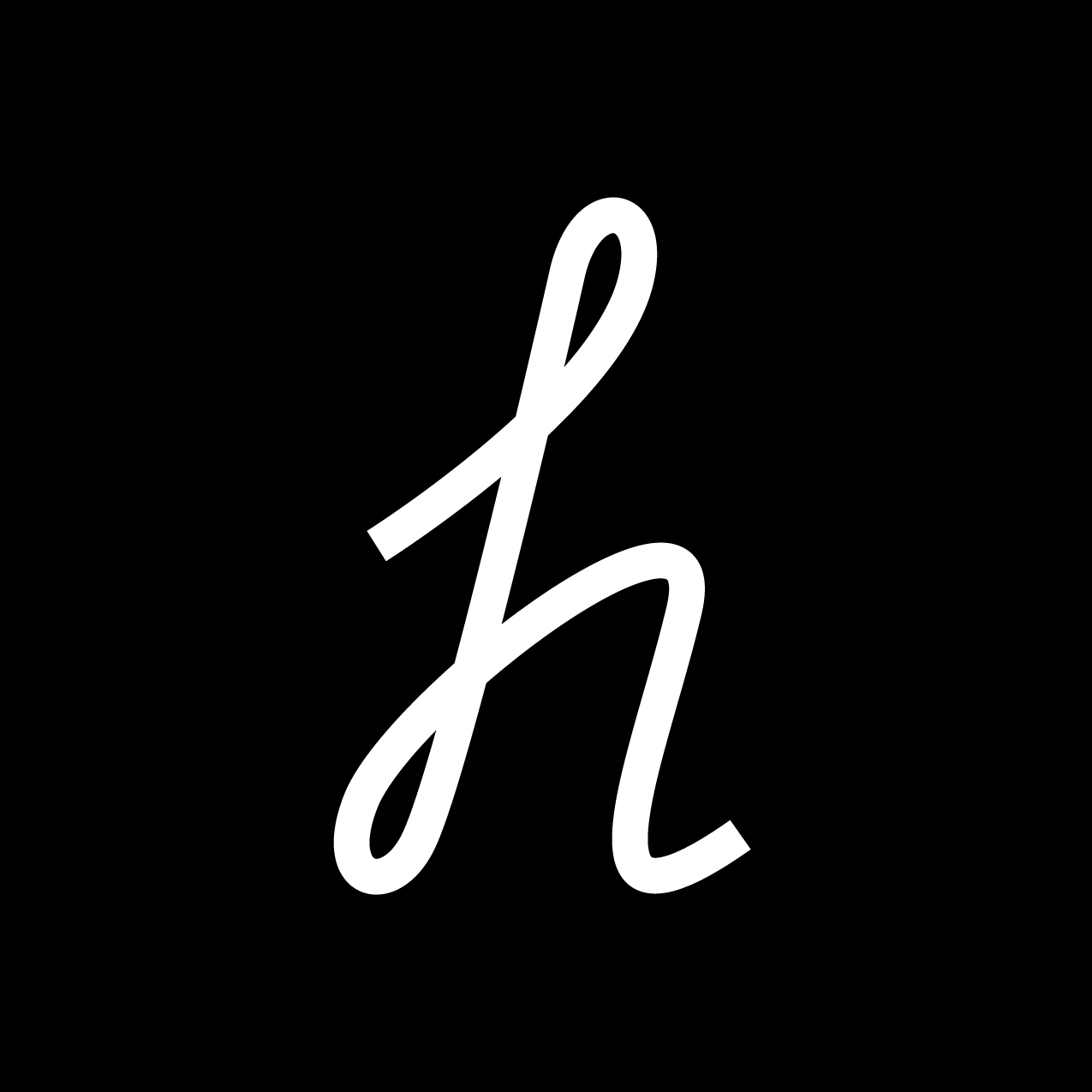 Letter H6 Design by Furia