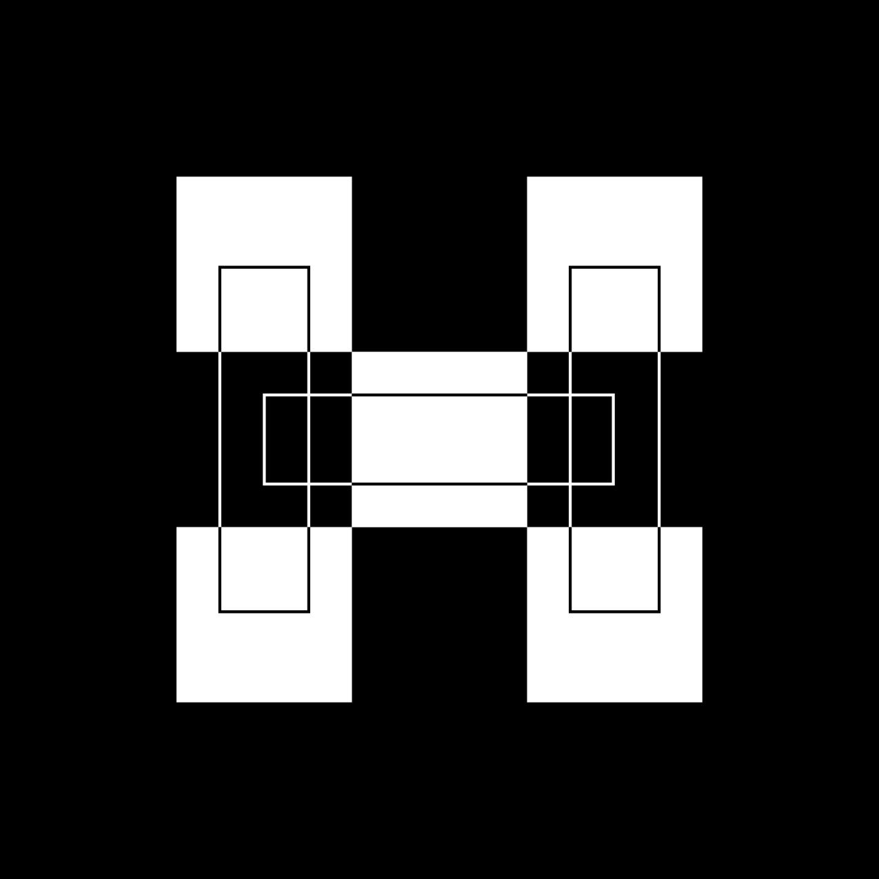 Letter H7 Design by Furia