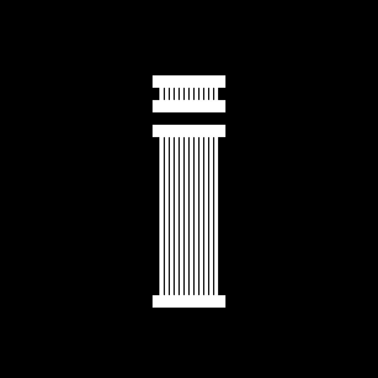 Letter I1 Design by Furia