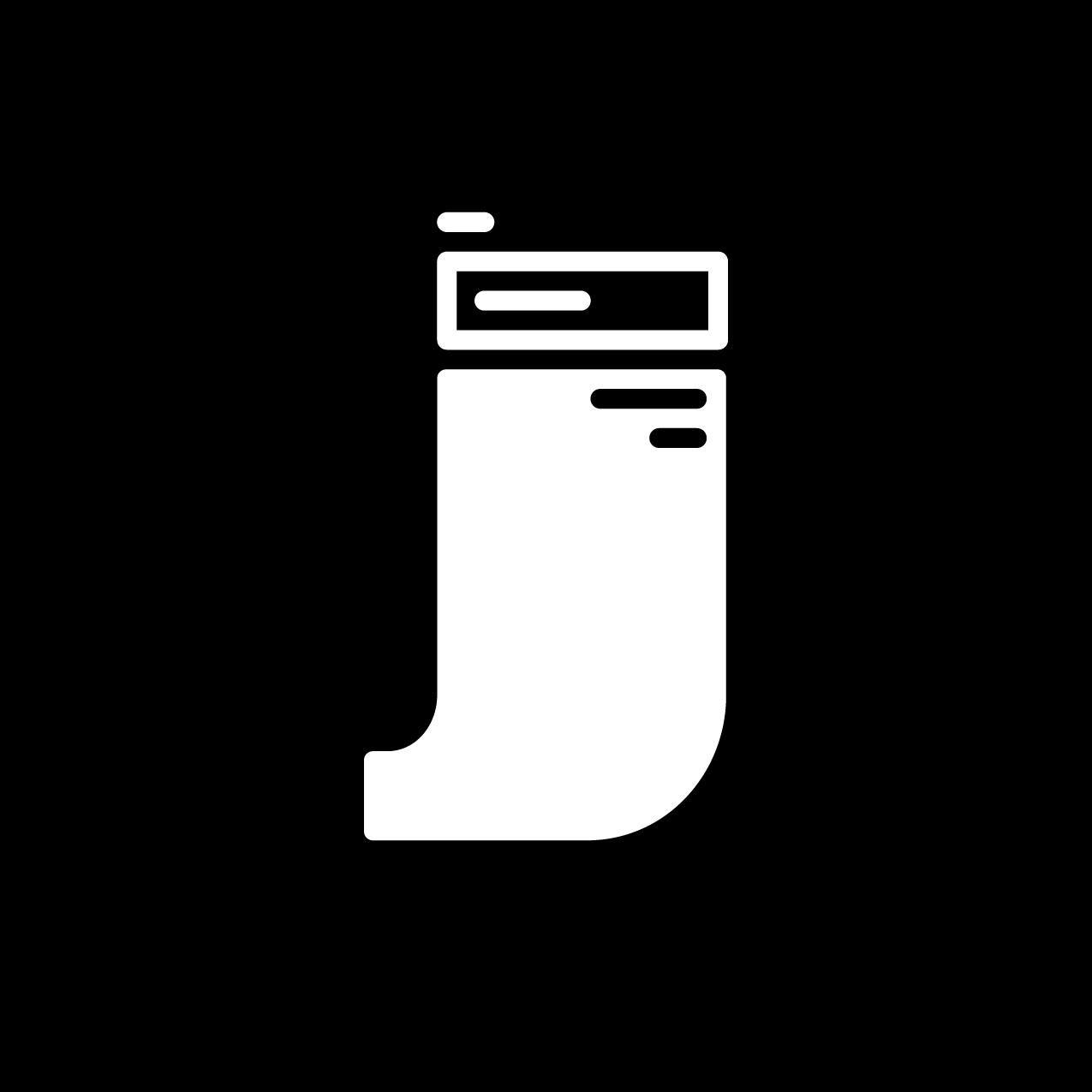 Letter J13 Design by Furia