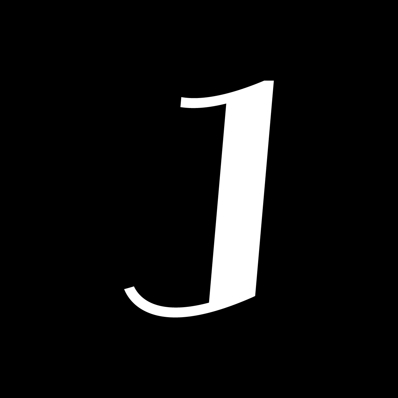 Letter J5 Design by Furia