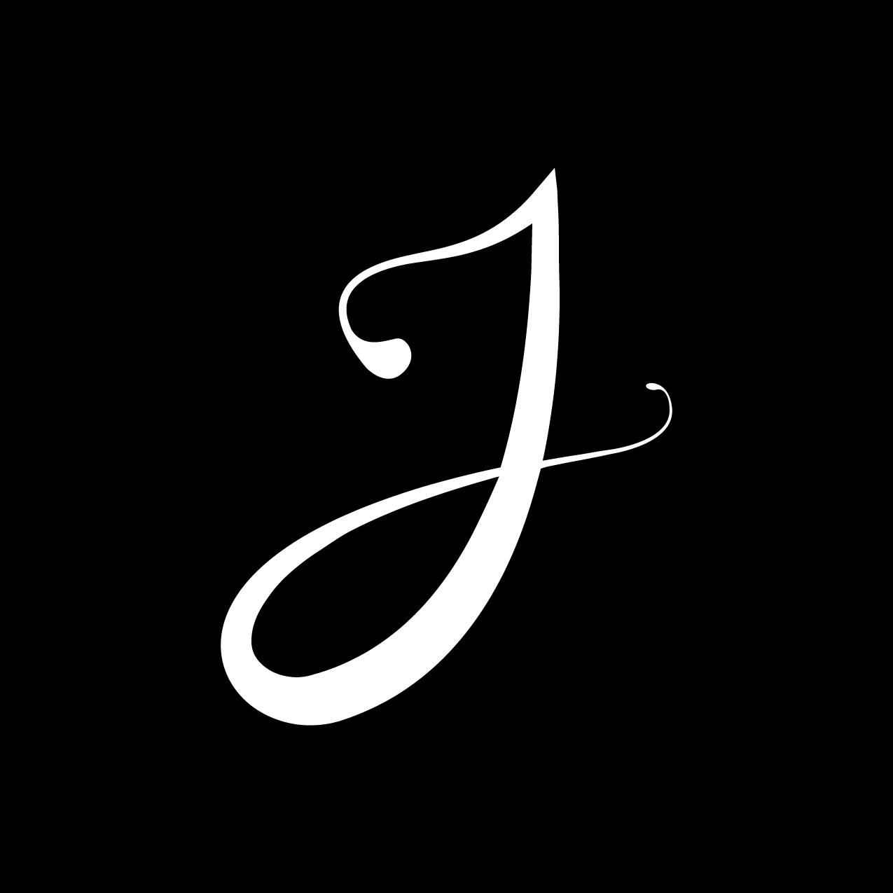 Letter J7 Design by Furia