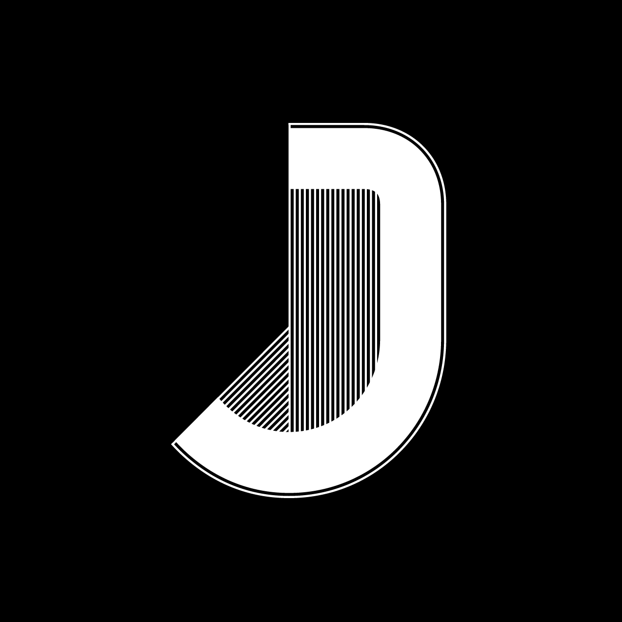 Letter J8 Design by Furia