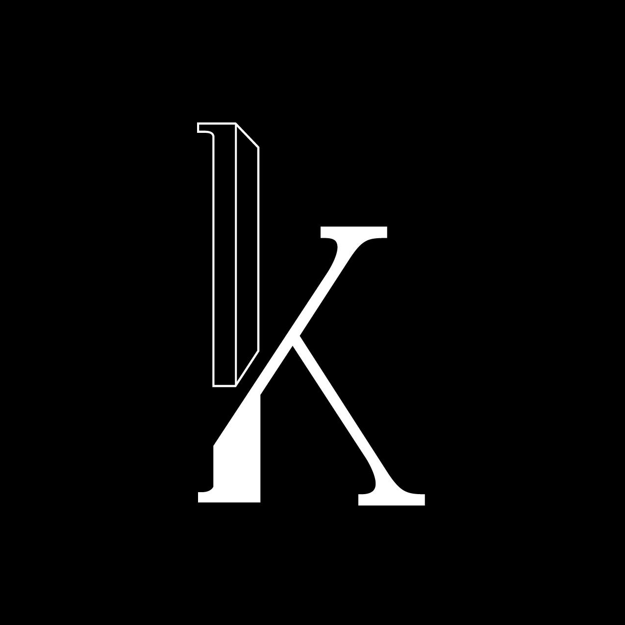 Letter K3 Design by Furia