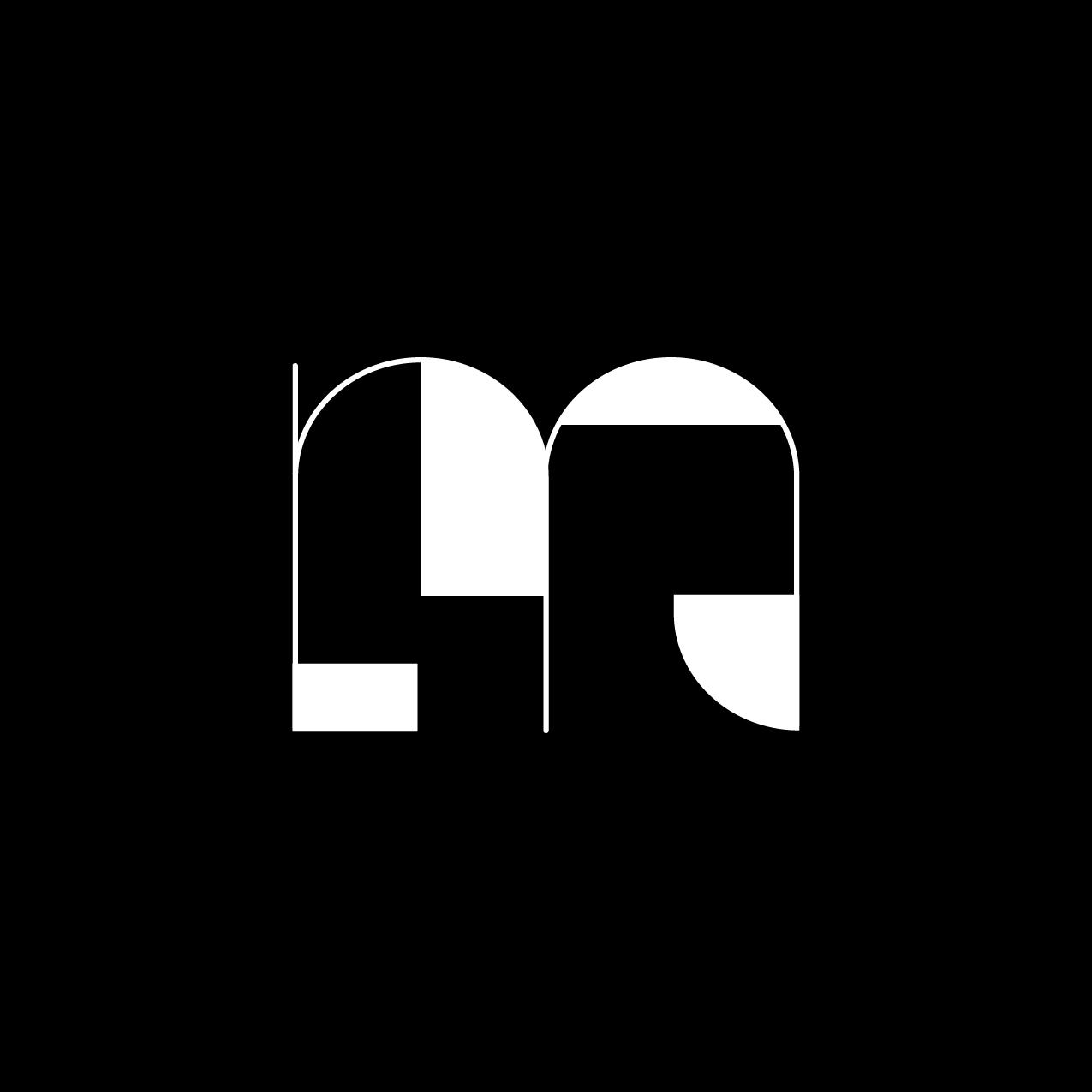 Letter M14 Design by Furia