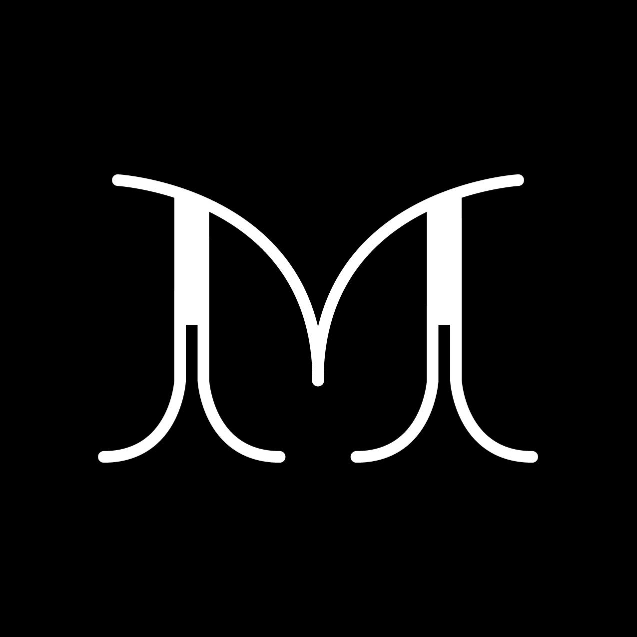 Letter M2 Design by Furia