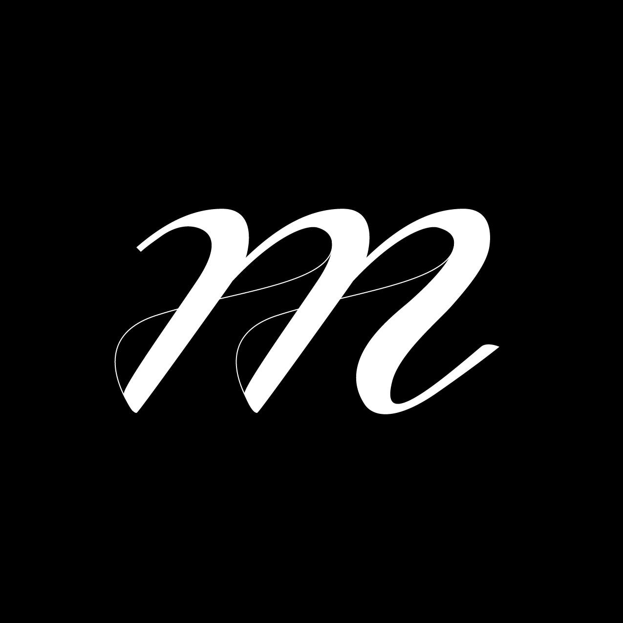 Letter M4 Design by Furia
