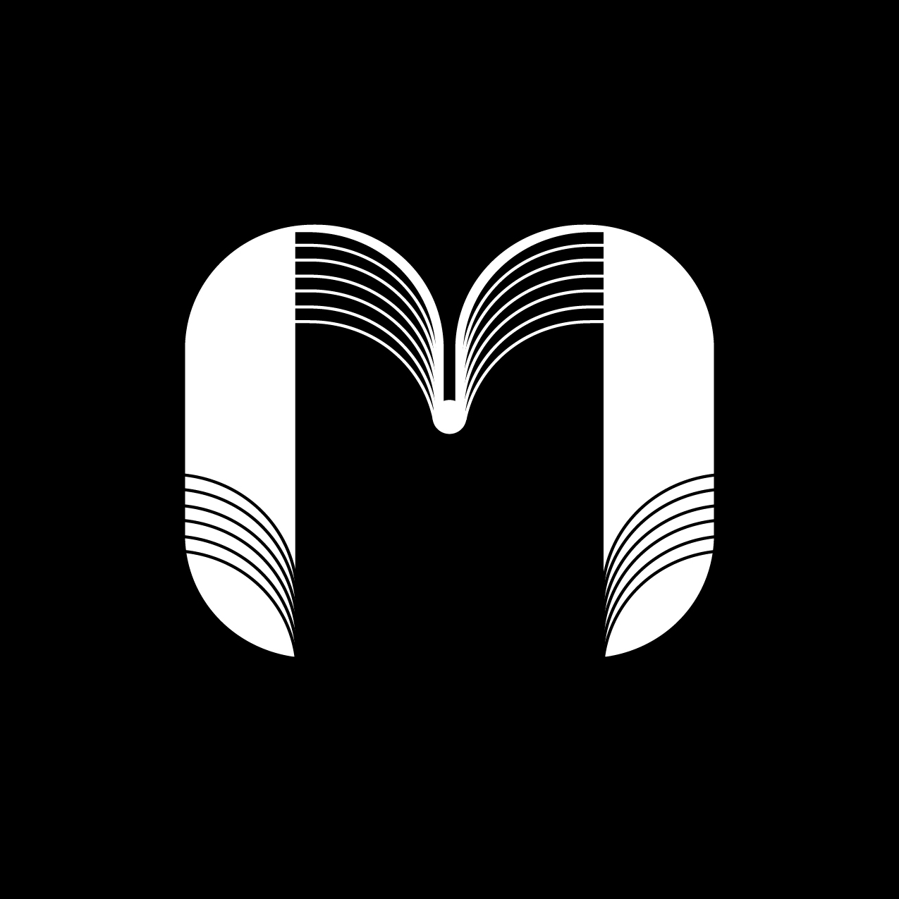 Letter M9 Design by Furia
