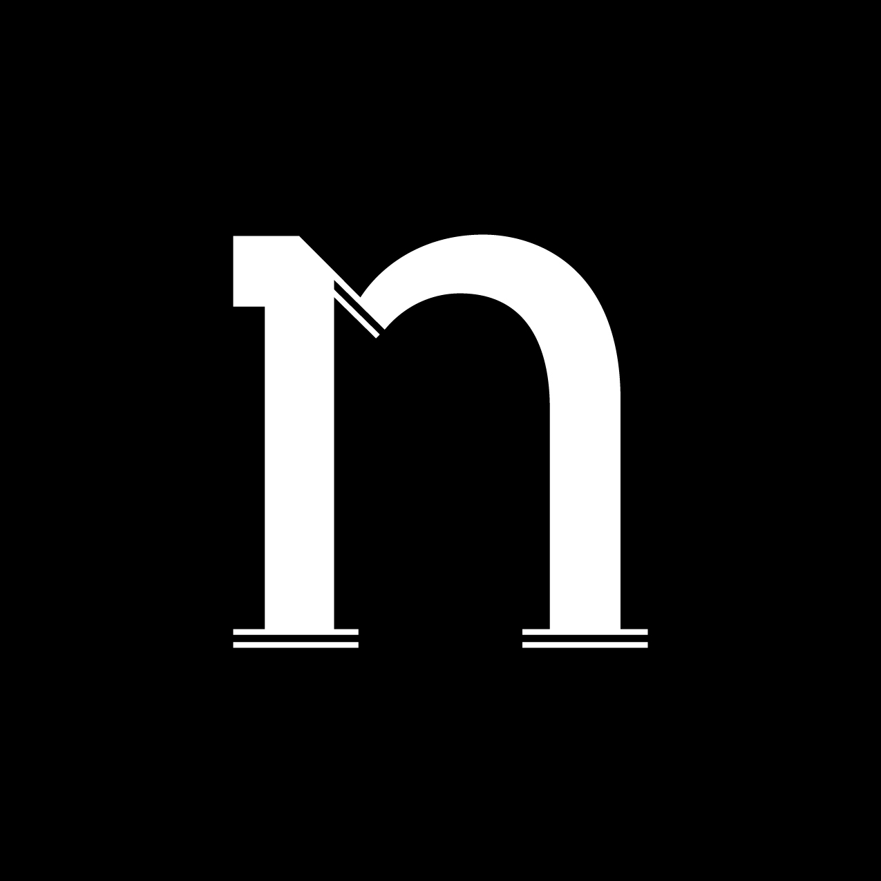 Letter N12 Design by Furia