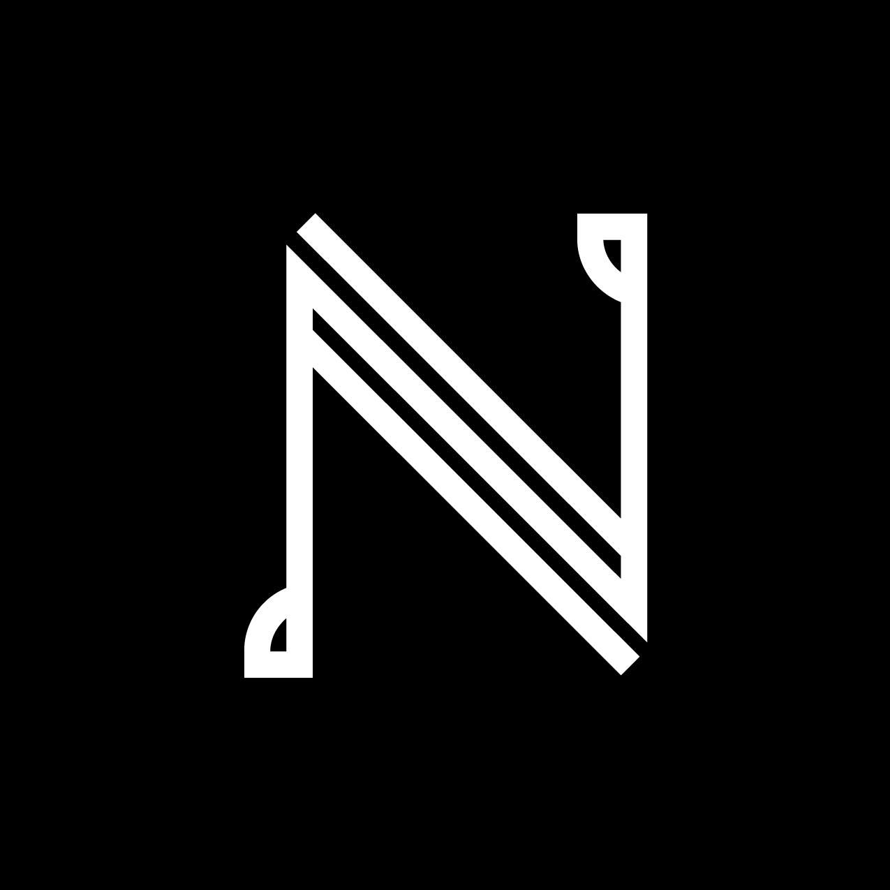 Letter N13 Design by Furia