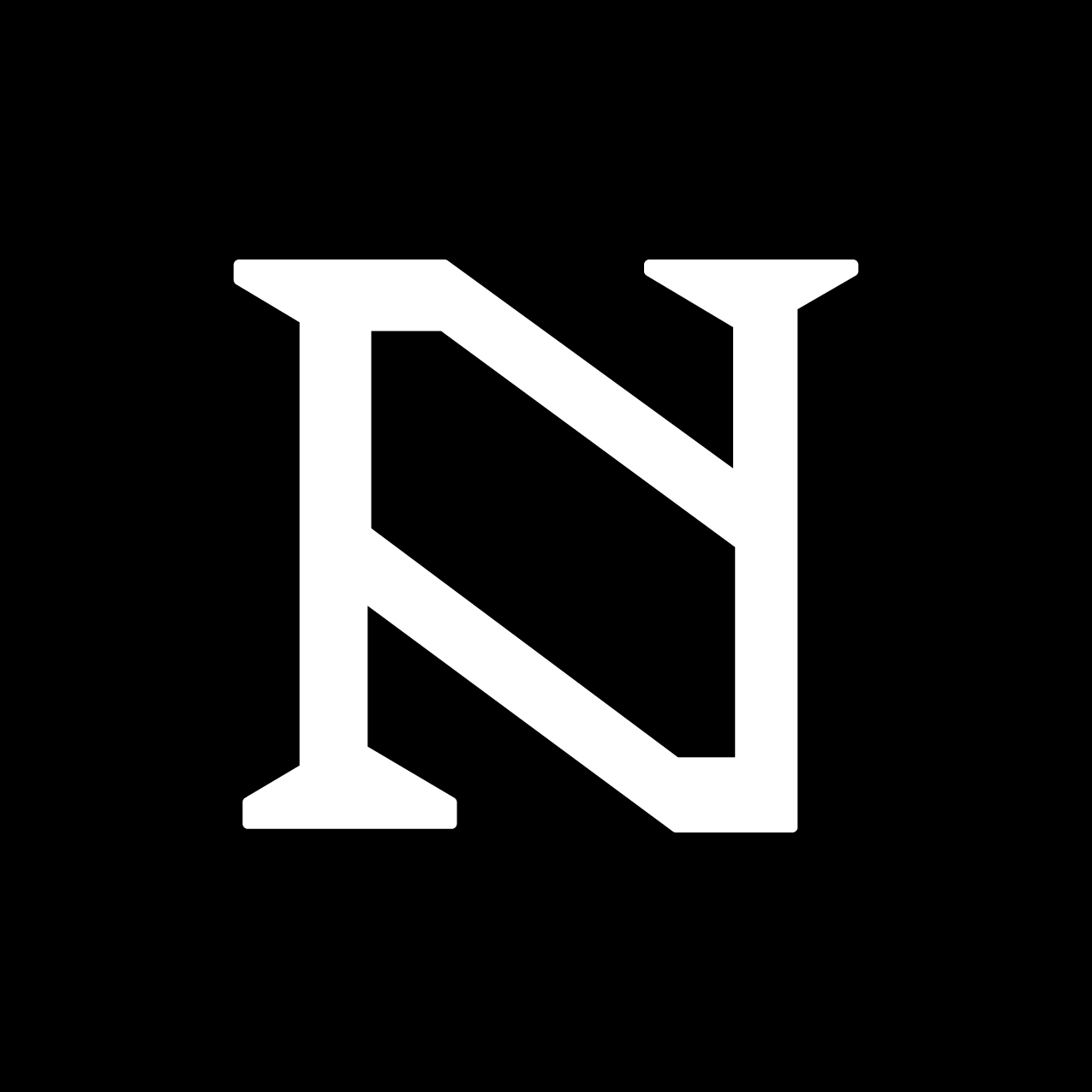 Letter N14 Design by Furia