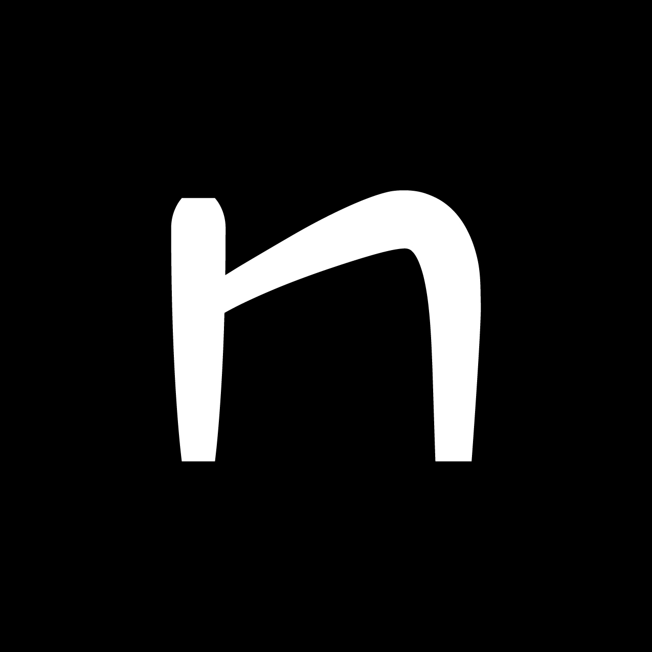 Letter N5 Design by Furia
