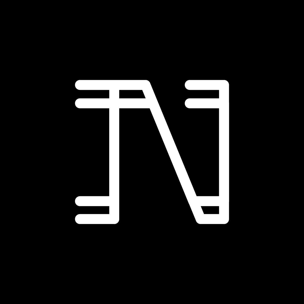 Letter N8 Design by Furia