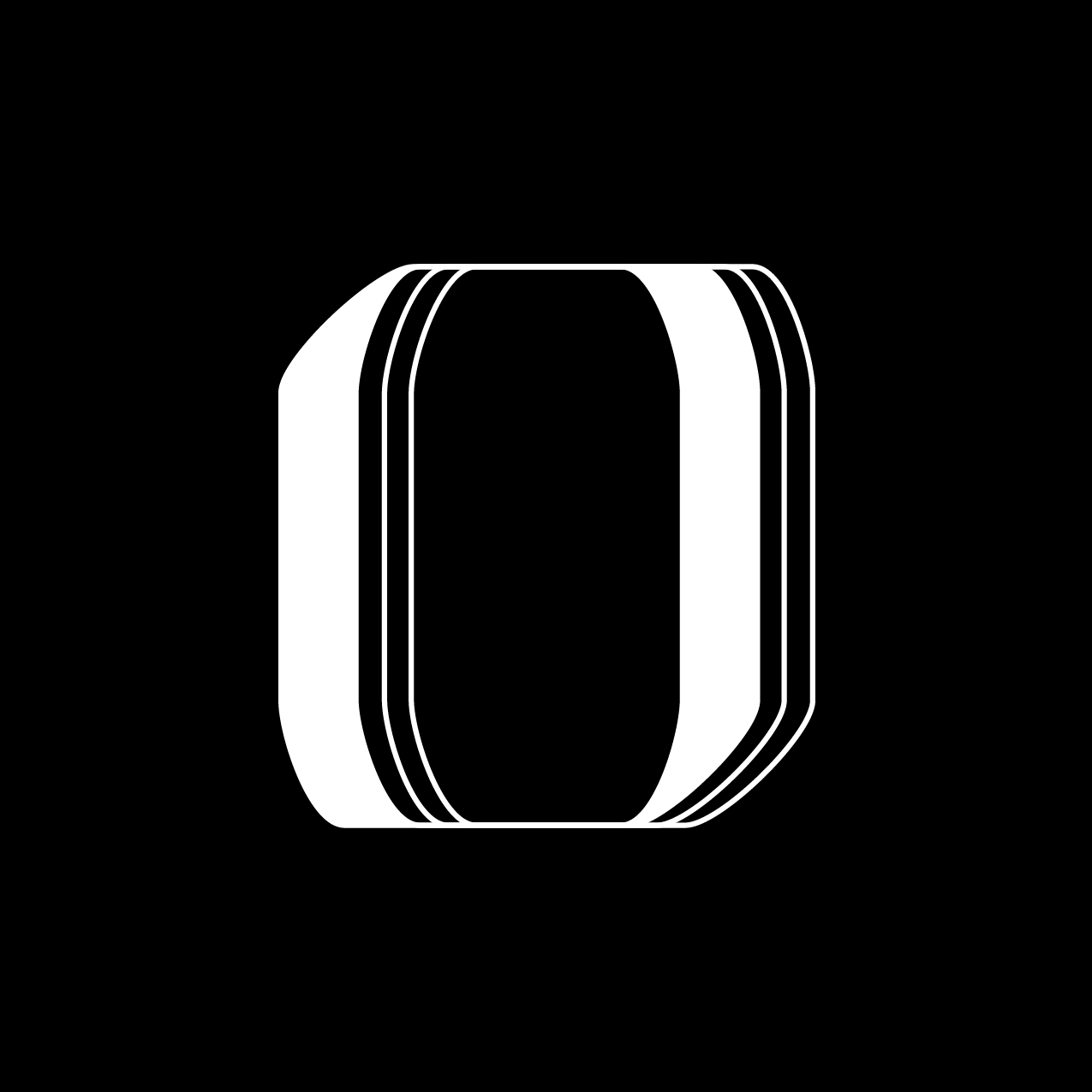 Letter O14 Design by Furia
