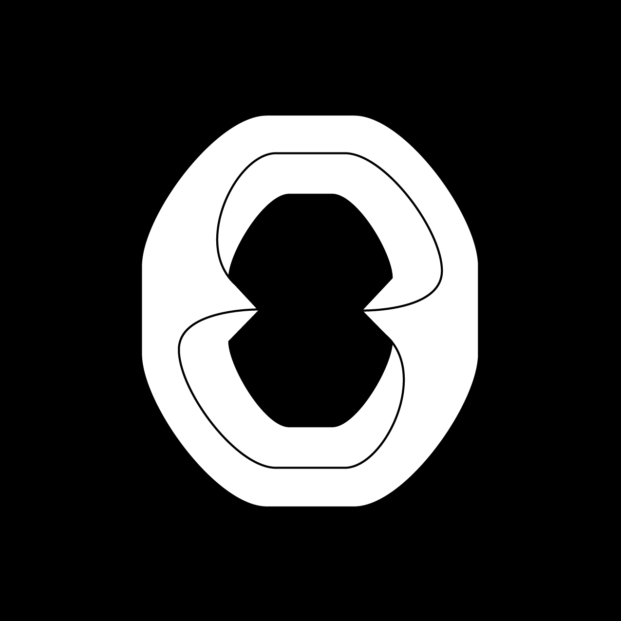 Letter O8 Design by Furia
