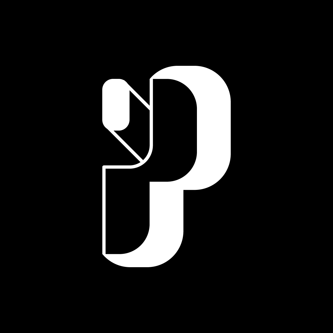 Letter P12 Design by Furia