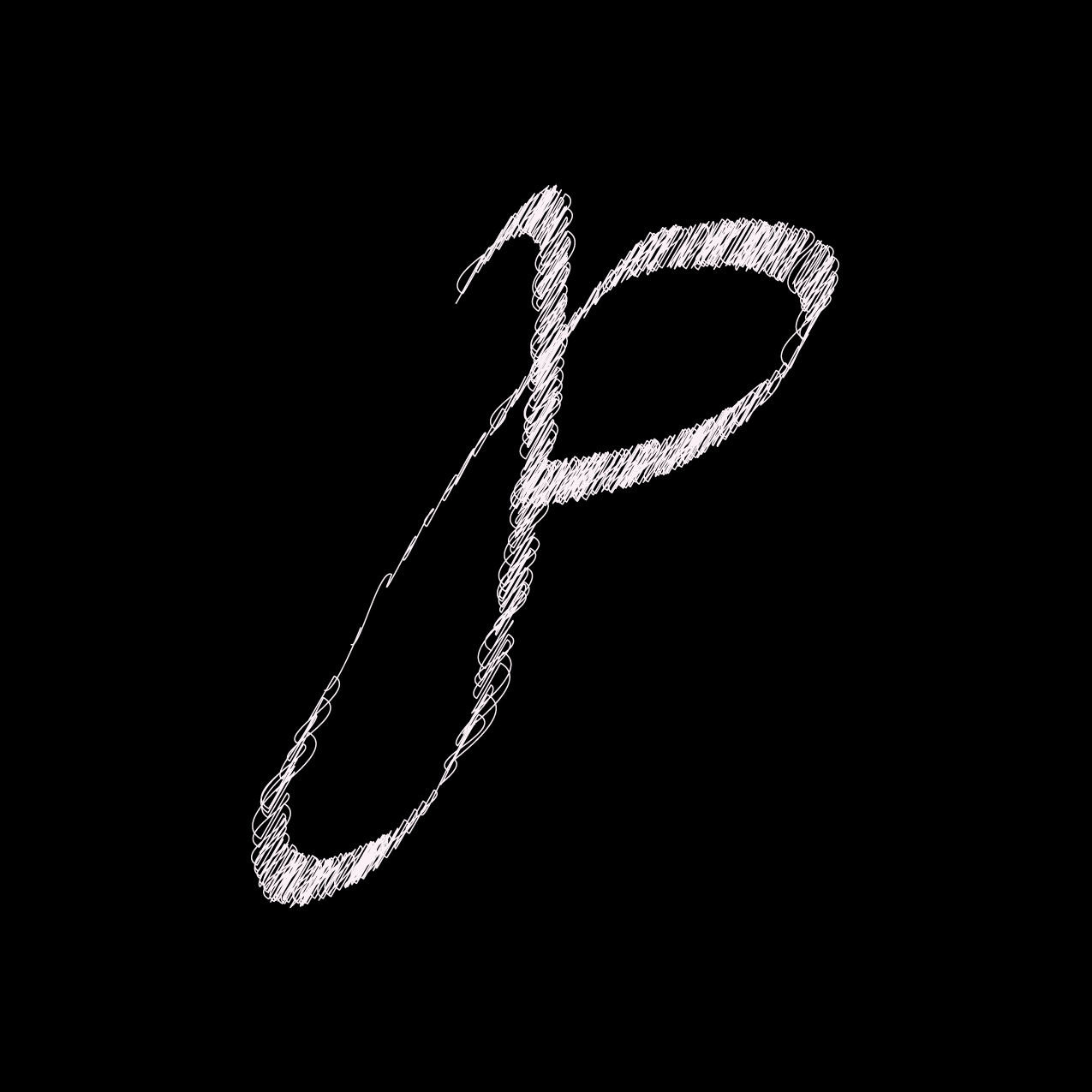 Letter P3 Design by Furia