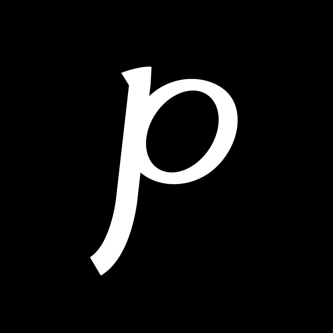 Letter P6 Design by Furia