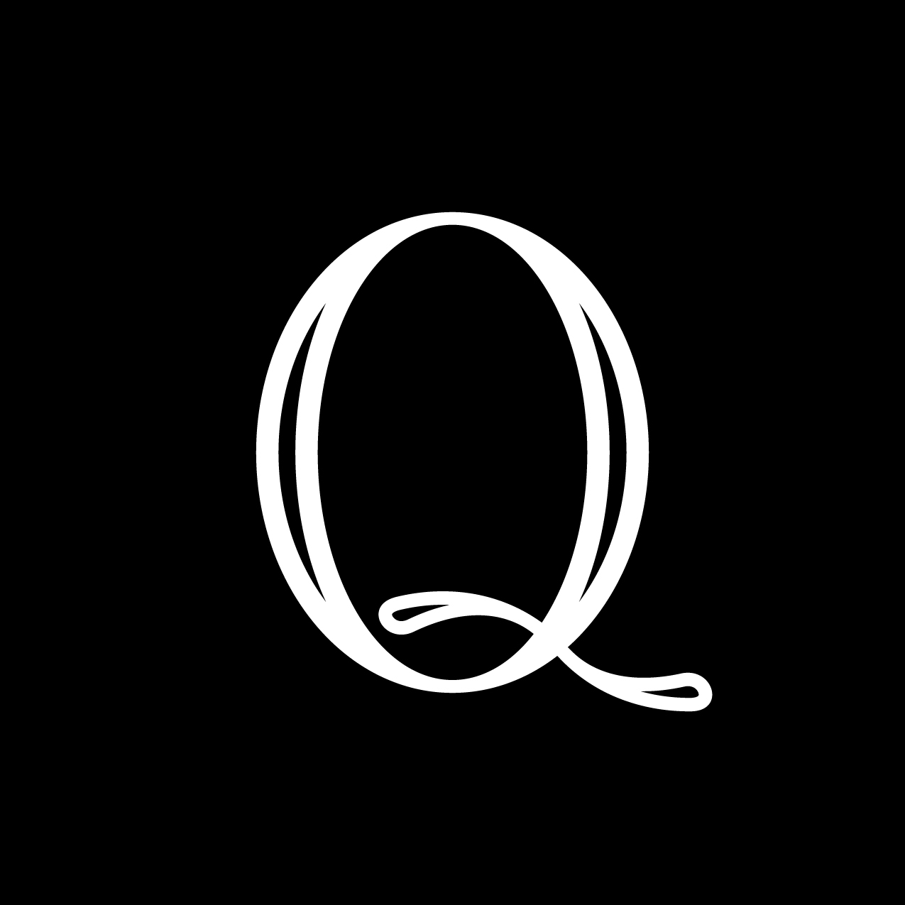 Letter Q14 Design by Furia