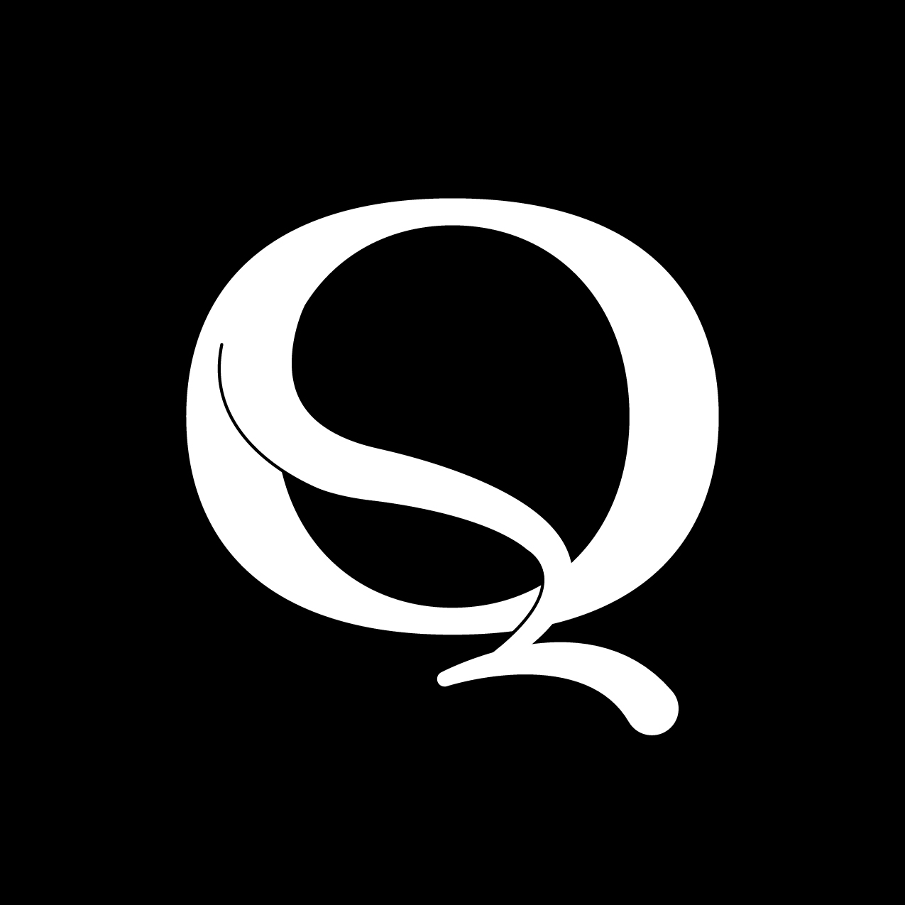 Letter Q2 Design by Furia