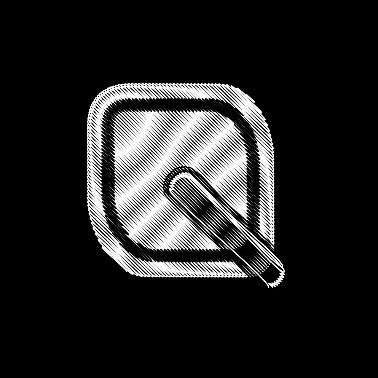 Letter Q3 Design by Furia