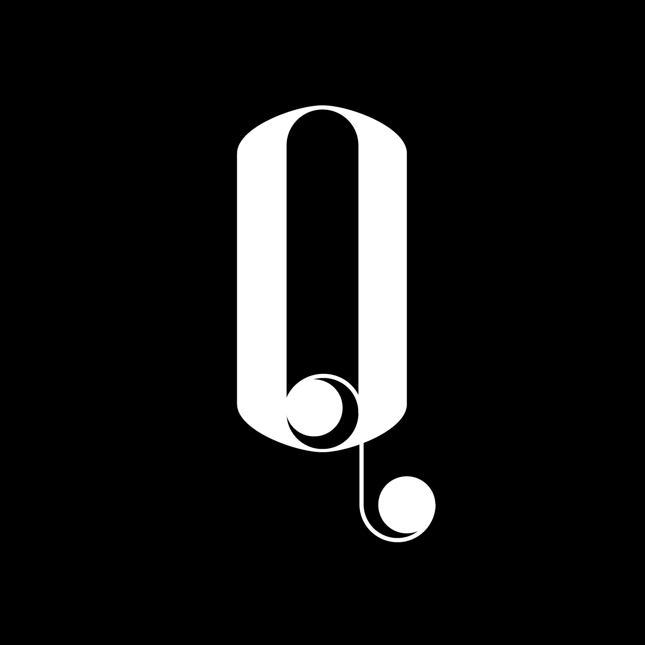Letter Q6 Design by Furia