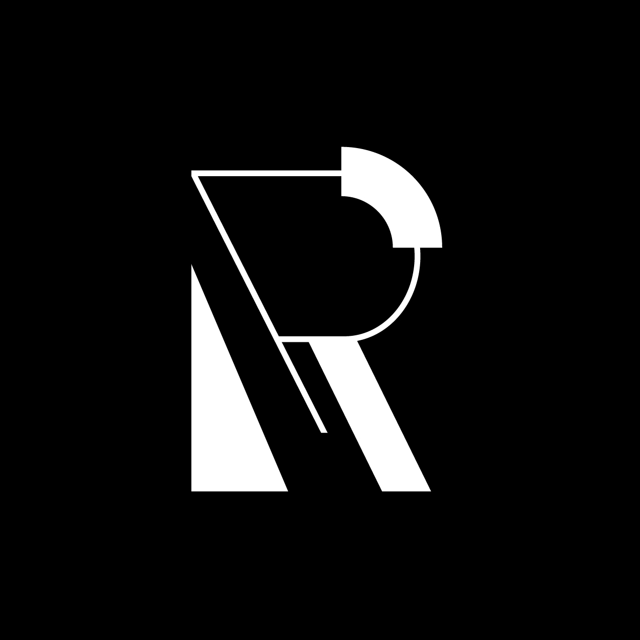 Letter R2 Design by Furia