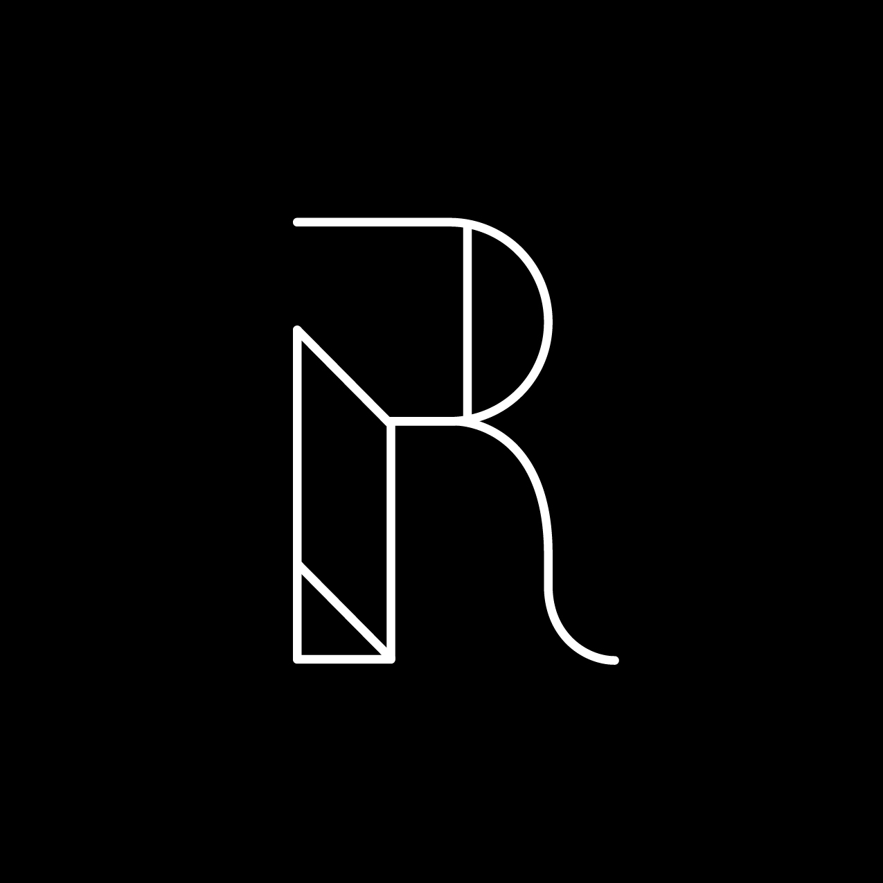 Letter R8 Design by Furia